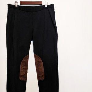 C. Wonder Jodhpur Equestrian Style Pull-On Pants